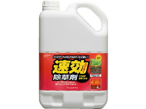 アイリスオーヤマ 速効除草剤 4L SJS-4L
