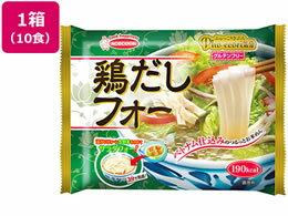 エースコック/(袋)Pho・ccori気分鶏だしフォー10食セット
