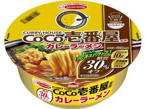 エースコック/ロカボデリ CoCo壱番屋監修カレーラーメン 糖質オフ