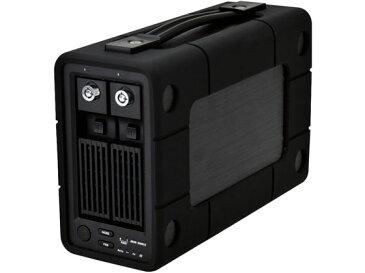 エレコム/外付けハードディスク 2Bay RAID 4TB/ELD-2B040UBK
