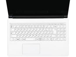 【お取り寄せ】エレコム/キーボードカバー NEC LAVIE NoteNEXT 15.6/PKB-98LN1
