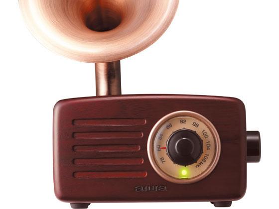 AIWA/FMラジオ付Bluetoothスピーカー/SB-FH20
