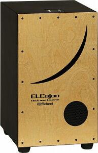 2016年NAMMにて発表のエレキ・カホン!【新製品】Roland EL Cajon EC-10<ローランド エレクト...