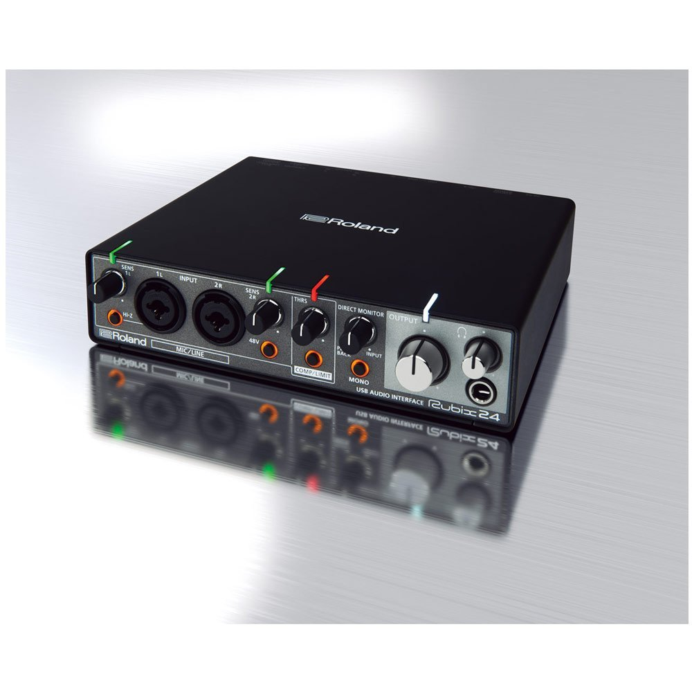 DAW・DTM・レコーダー, オーディオインターフェイス Roland Rubix-24 USB audio interface RECOMMEND:STAGE