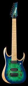 【送料無料】IbanezIRONLABELRGDIX7MPBSurrealBlueBurst(BKF)<アイバニーズエレキギター>【商品番号】0824カード分割