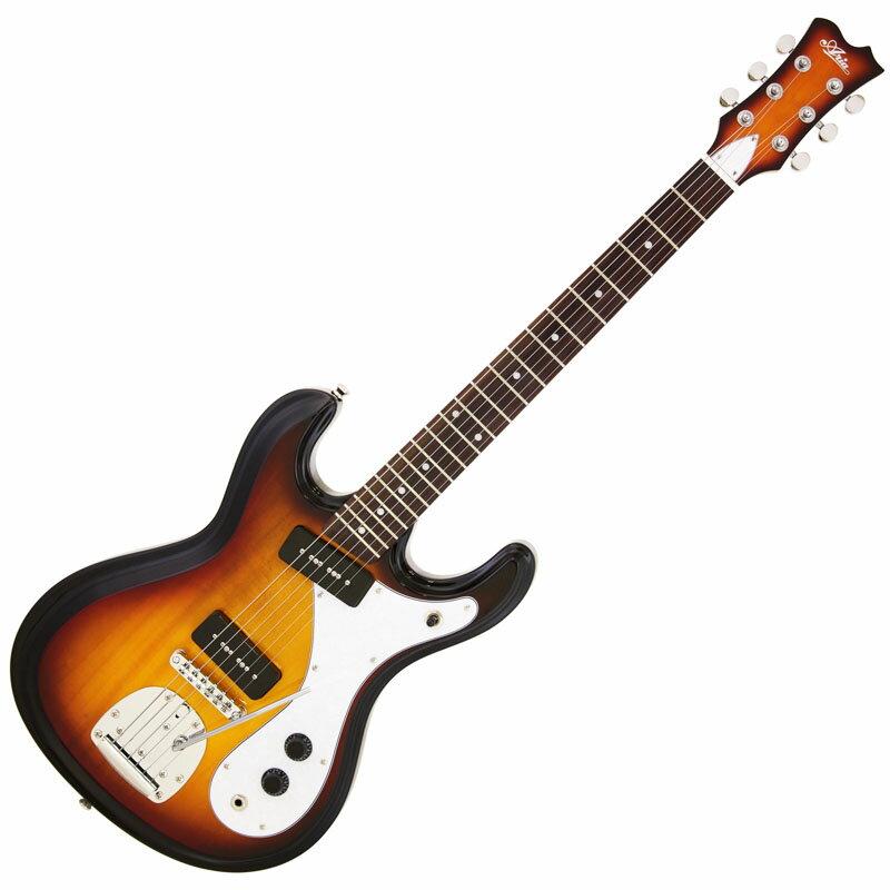 ギター, エレキギター Aria Pro II DM-01 3TS 3ToneSunburst RETRO CLASSICS