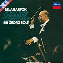 サー・ゲオルグ・ショルティ「バルトーク: 管弦楽のための協奏曲、弦楽器、打楽器と