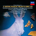アンドレ・プレヴィン「 メンデルスゾーン: 劇音楽《真夏の夜の夢》」クラシック百
