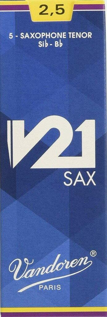 木管楽器用アクセサリー・パーツ, リード Vandoren TENOR SAXOPHONE REED V21 V215 :2.5APEX-Rakuten accessories