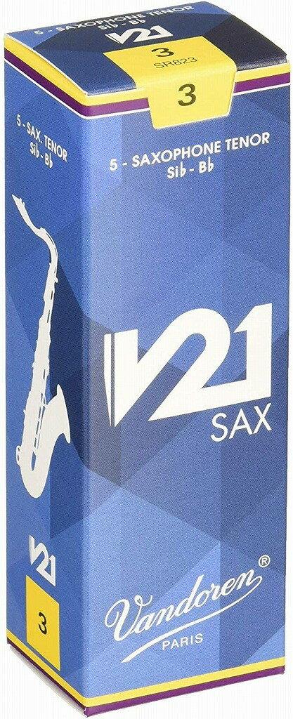 木管楽器用アクセサリー・パーツ, リード Vandoren Tenor Saxophone REED V21 V215 :3APEX-Rakuten accessories