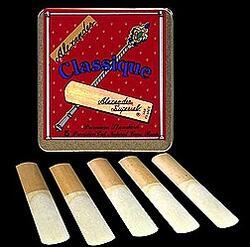 木管楽器用アクセサリー・パーツ, リード Alexander SOPRANO SAXOPHONE REED Superial CLASSIQUE :3 5APEX-Rakuten accessories