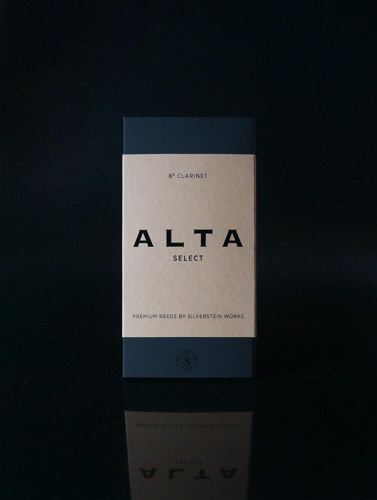 木管楽器用アクセサリー・パーツ, リード SILVERSTEIN ALTA SELECT REED ALTO SAXOPHONE 10 :2.5AR-250AS-10APEX-Rakuten accessories