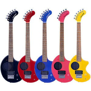 Fernandes(フェルナンデス)ZO-3blue<アンプ内蔵ギター>