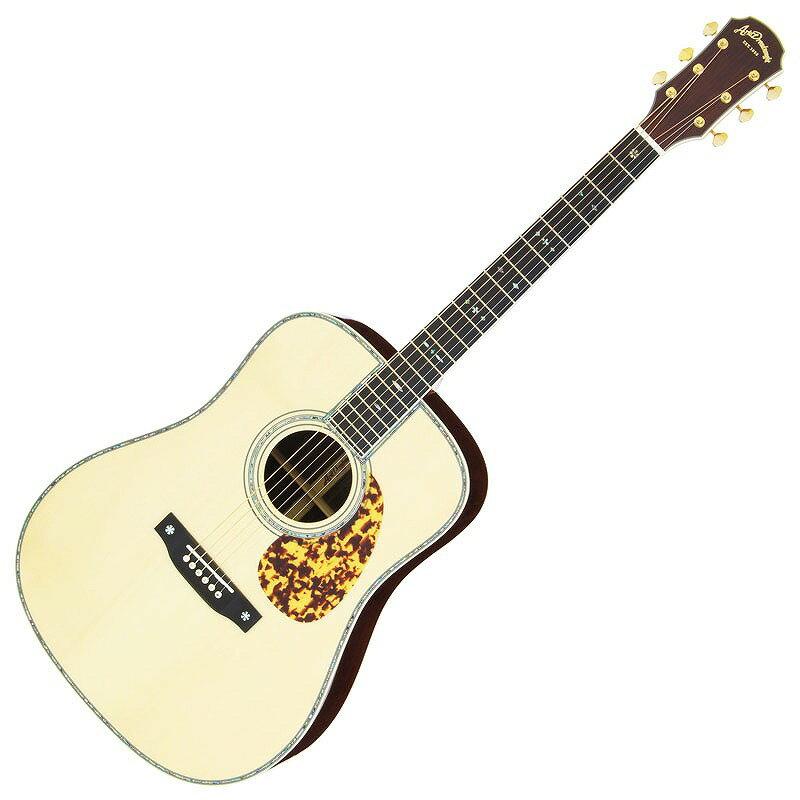 ギター, アコースティックギター ARIA AD-915 NAT