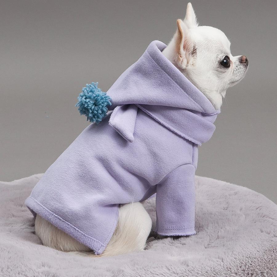 【ゆうパケット対象】LOUISDOG/ルイドッグ ルイスドッグ Fantastkc Hat 3色(犬 服 小型犬  中型犬 帽子 ハット フリースコットン ポンポン かぶりもの)