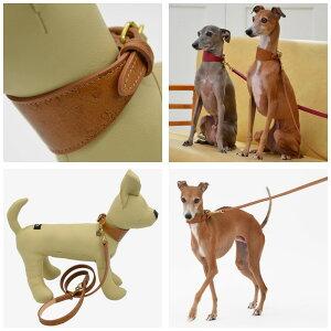 【送料無料】MonnalisaGreyhoundcollar【size:3/3.5】モナリザ・グレイハウンド・カラー【サイズ:3/3.5】DaVinciダヴィンチイタリア製ペットペット用品犬用品小型犬中型犬大型犬首輪