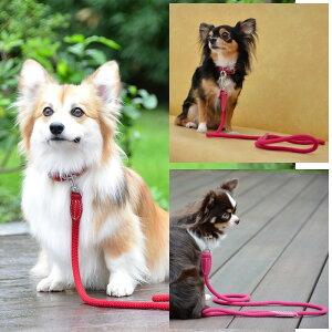 【メール便対応】Biancacottonropeleash120【size:L】ビアンカ・コットン・ロープ・リード120【サイズ:L】DaVinciダヴィンチイタリア製ペットペット用品犬用品小型犬中型犬大型犬リード