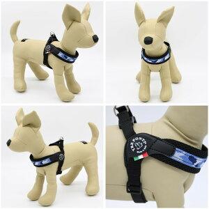 【メール便対応】Fibbiaadj-typePENNYCOLLECTION/TREPONTILTP127【サイズ:2号/2.5号】トレポンティイタリア製ペットペット用品犬用品小型犬中型犬ハーネス胴輪