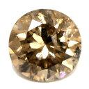 4月の誕生石シャンパンダイヤモンド 宝石 ルース 0.18CT