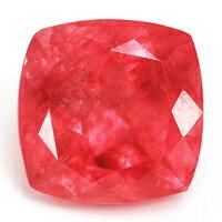 惹きつける薔薇色の稀少石ロードクロサイト6.07CT