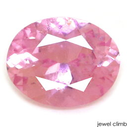 非加熱ピンクサファイア 宝石 ルース 0.48CT