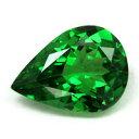 鮮やかなグリーンの発色が美しい!グリーンガーネット0.99CT
