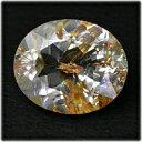 インクルージョン(Iron Oxides) イン 非加熱トパーズ 宝石 ルース 8.91CT