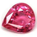 魅惑の輝き!ネオンカラーが美しい結晶ホットネオンピンクスピネル1.17CT
