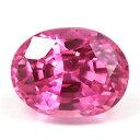 素晴らしい透明感から生まれる煌きピンクサファイア1.09CT