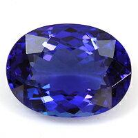 素晴らしい大粒の結晶に注目!タンザナイト10.27CT