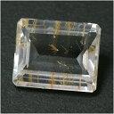 インクルージョン(Iron Oxides) イン非加熱トパーズ 宝石 ルース 13.15CT