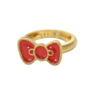 ネット上でカリスマ的な人気を誇るLucoLacoがハローキティとコラボレーションカワイイ指輪です...