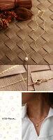 ゴールドネックレスレディースk1818金本真珠アコヤパール6.5mm-7mmネックレスDEVAS