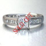 お買い上げ頂いたので、感謝の気持ち(サンキュー39)に価格を変更しました!ダイヤモンド 0.515ct