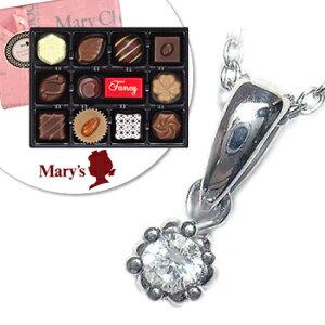917575メリーチョコレート付セール4月誕生石