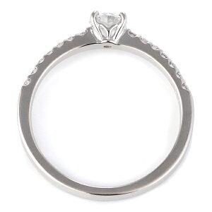 【今ならポイント3倍】AneCan掲載(Brandアニーベル)Ptダイヤモンドデザインリング(婚約指輪・エンゲージリング)【楽ギフ_包装】