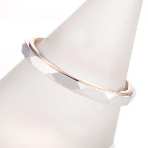 結婚指輪マリッジリングペアリングプラチナK18ピンクゴールドLavender人気【_包装】【敬老の日】【ハロウィン】