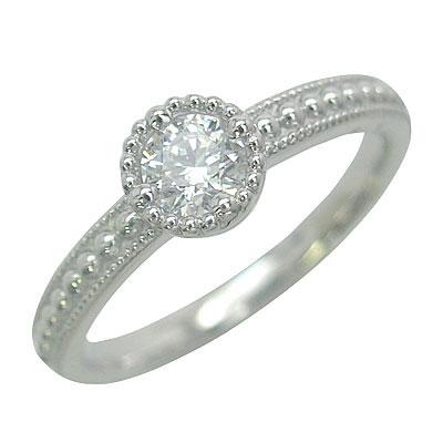 ダイヤモンド 指輪 プラチナ リング ダイヤ デザイン リング レディース 婚約指輪 エンゲージリング 0.33ct【楽ギフ_包装】【DEAL】