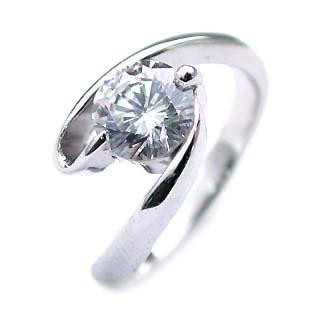 (Brand アニーベル) Pt ダイヤモンドデザインリング(婚約指輪・エンゲージリング)【楽ギフ_包装】【DEAL】
