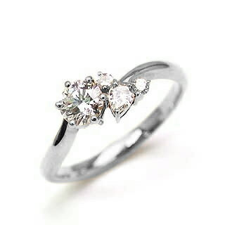 ブライダルジュエリー・アクセサリー, 婚約指輪・エンゲージリング  K18VS 0.20ct SALE