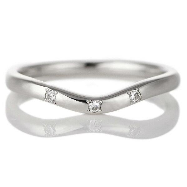 結婚指輪 マリッジリング ダイヤモンド プラチナ リング 人気 ペアリング プレゼント 刻印無料 メンズ レディース スイートマリッジ【楽ギフ_包装】
