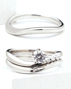 080351fresco婚約・結婚リングセットコレクション