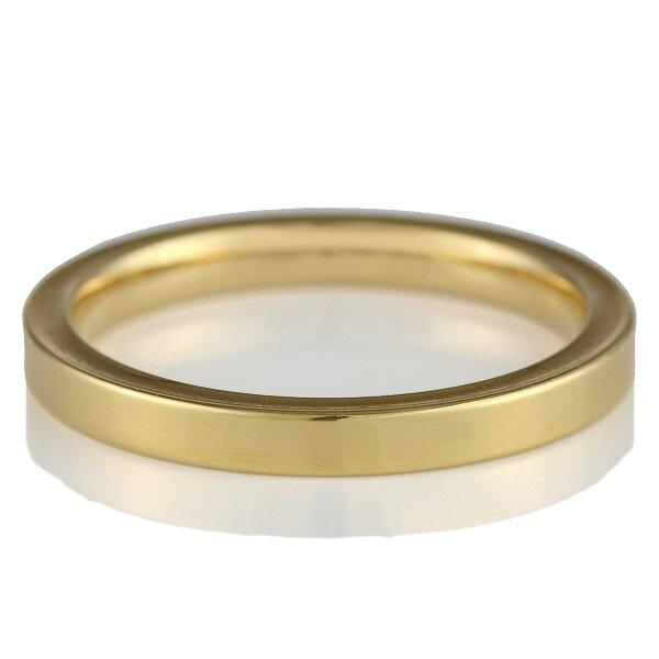 ( Italian Brand Jewelry ウノアエレ ) K18イエローゴールド ペアリング【楽ギフ_包装】
