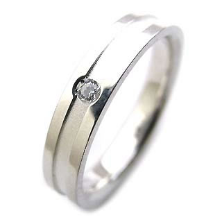 ( Brand Jewelry Angerosa ) Ptダイヤモンドペアリング【楽ギフ_包装】