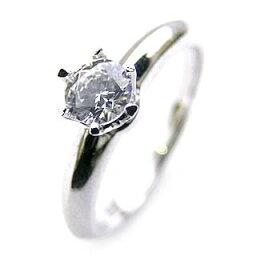 ( Brand Jewelry Angerosa ) Pt ダイヤモンドリング(婚約指輪・エンゲージリング)【楽ギフ_包装】 末広 【今だけ代引手数料無料】