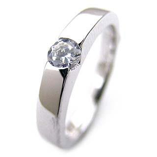 ( Brand Jewelry Angerosa ) Pt ダイヤモンドリング(婚約指輪・エンゲージリング)【楽ギフ_包装】