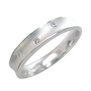 ブランドジュエリー me.今ならラッピング無料◆( Brand Jewelry me. ) ホワイトゴールド ダイヤ...