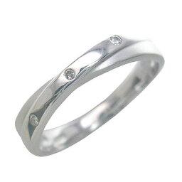 ペアリング K18ホワイトゴールド 結婚指輪・マリッジリング・【楽ギフ_包装】 末広 【今だけ代引手数料無料】