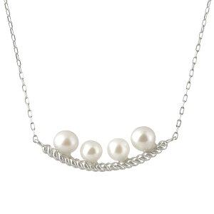 【Jewelry SUEHIRO】予算3万以内で選ぶ 6月誕生石パール真珠ネックレス・ペンダント パールネックレス×K18ホワイトゴールド