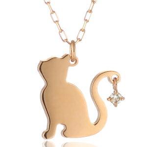 140305誕生石猫ペンダント(猫6)